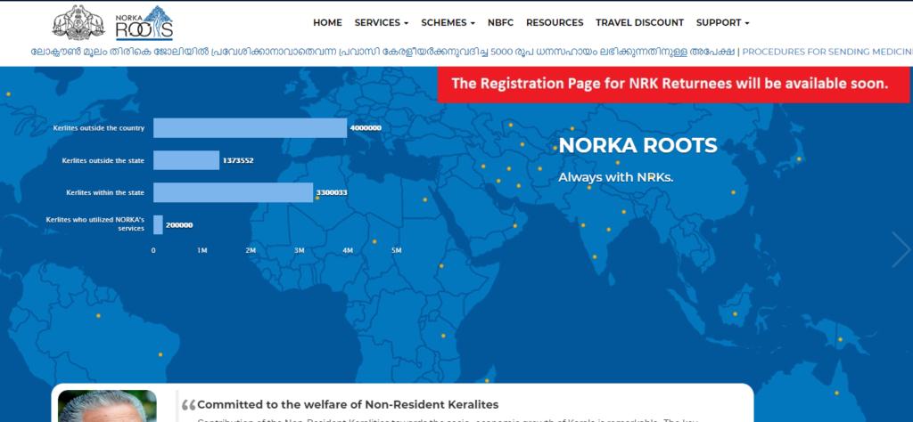Norka Roots Returnee Registration Started