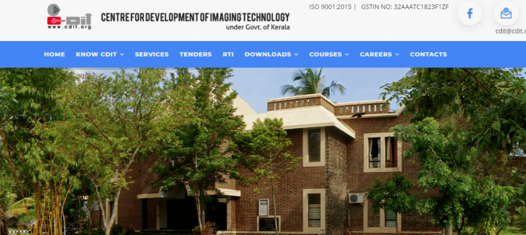 CDIT Recruitment 2021 – Apply Online For Latest Vacancies - Govt Apply