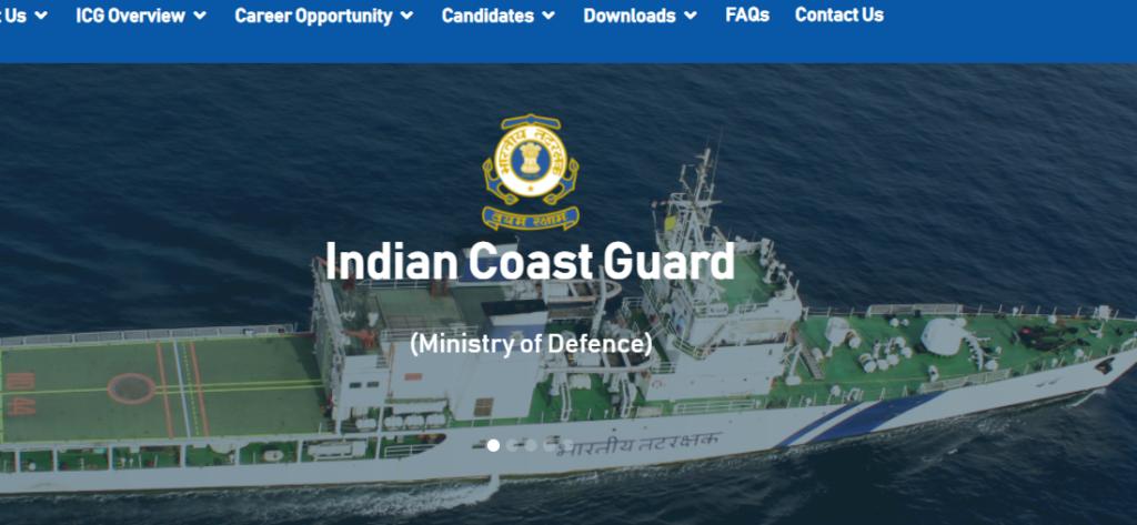 Indian Coast Guard Recruitment 2021 – Apply Online For 358 Navik (GD), Navik (DB), Yantrik Vacancies - Govt Apply